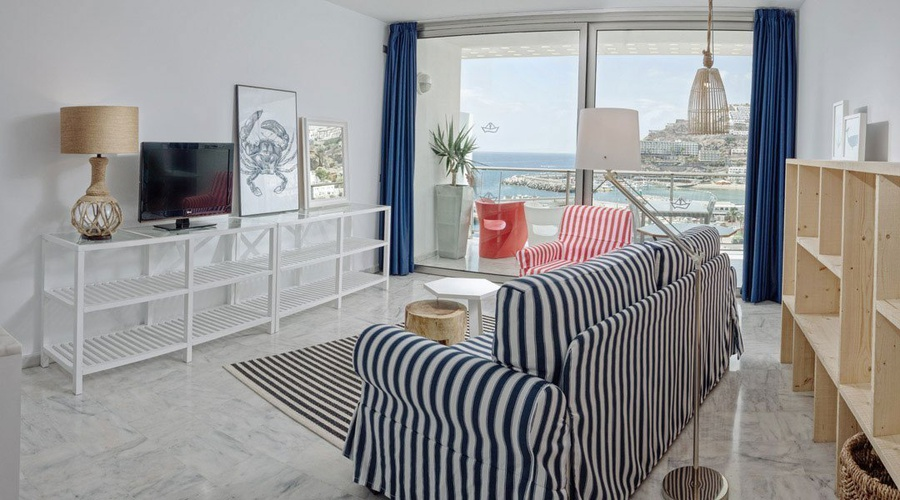 DOUBLE SUITE Marina Suites en Canary Islands