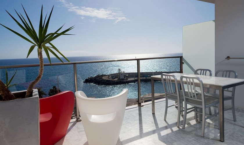 Suite with terrace Marina Suites Gran Canaria