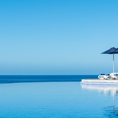 INFINITY SWIMMING POOL Marina Suites - Canary Islands